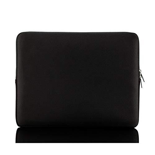 "Docooler KKmoon Cerniera Borsa A Manica Morbida Custodia 15 ""15.6"" Per MacBook Pro Retina Ultrabook Notebook Portatile"