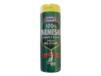 森永乳業 Kraft(クラフト)『100%パルメザンチーズ 80g』