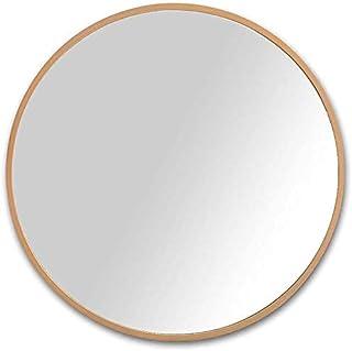 Miroir Rond Mural avec Cadre en Alliage d'aluminium Maquillage Maquillage Miroir Salle de Bain Miroir Miroir Miroir Miroir...