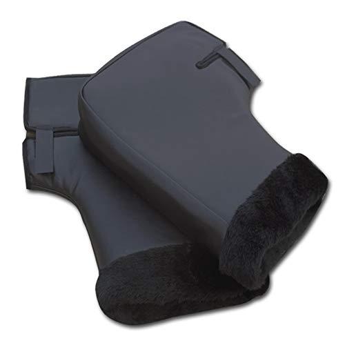Lidmoto Polsbeschermer voor motor, handschoenen voor elektrische scooters, dikte warm, winter
