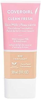 Covergirl, Clean Fresh Skin Milk Fair/Light, 1 Fl Oz