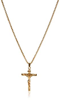 Best gold jesus necklace Reviews