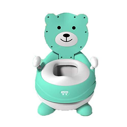 LXUA Toilettensitz für Kinder 3 In 1 Kleinkinder Töpfchen Trainingssitz Kinder Abnehmbarer Toilettenstuhl Mit Schublade rutschfeste Füße Lenkrad & Horn Baby Trainingshocker 0-8 Jahre Alt Töpfchen