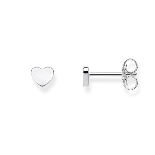 THOMAS SABO Women Silver Stud Earrings H1970-001-12
