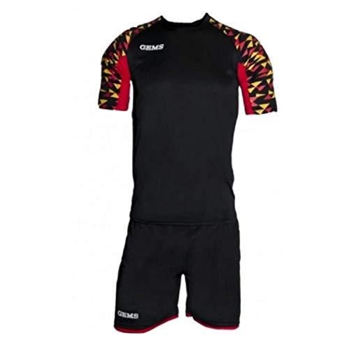 GEMS Completo da Calcio da Adulto Kit West Ham Black (L)