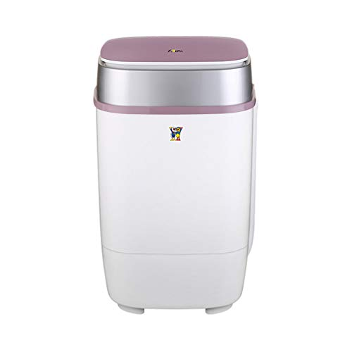Waschmaschine Energiesparende, Mini-Trockner, Kinderschlafsaal Baby mit sterilem einläufige Wasch Lek 36 * 36 * 59cm