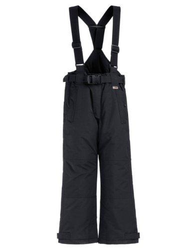 Maier Sports Mtex Reg Manon Pantalon de Ski Enfant Noir Noir 140 cm