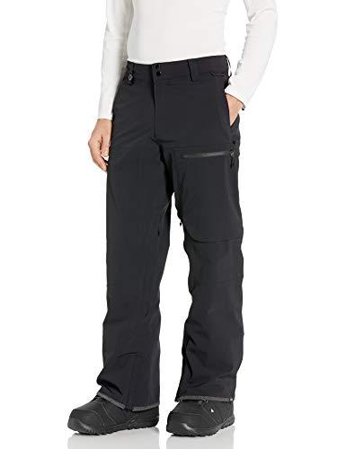 Quiksilver Men's Travis Rice Stretch 20k Snowboard Ski Pants, Black, M
