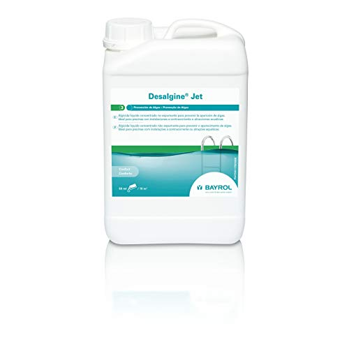 3 l Bayrol - Desalgin Jet schaumfreies Algenmittel