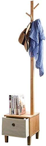 FF Nordic kapstok Massief hout landingsrek Veranderende schoenen bank Eenvoudige kapstok Hoge hanger 177 cm