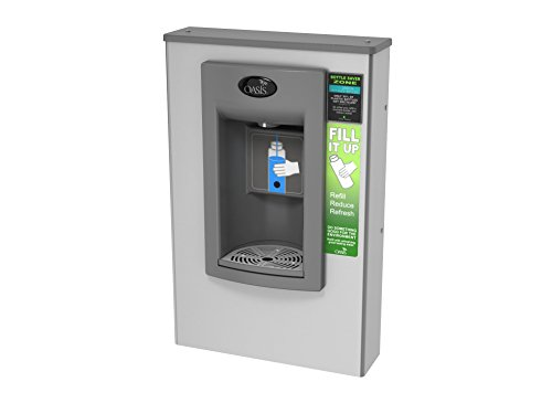 Oasis PWEBF Hands-Free Non-Refrigerated Sports Bottle Filler Retrofit Kit