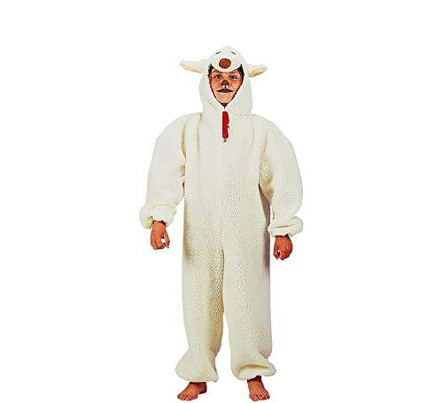 LLOPIS - Disfraz Infantil ovejita Peluche t-1