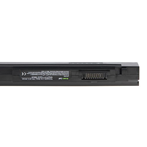 Green Cell Standard Serie X411C Laptop Akku für Dell Studio XPS 1640 1645 1647 (6 Zellen 4400mAh 11.1V Schwarz)