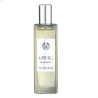 The Body Shop Perfume Life Is By For Women - Eau De Toilette, 50Ml