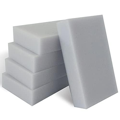 IKAYAAA Juego de 100 esponjas de limpieza extragrandes para el hogar, la cocina, el baño, la bañera, el suelo, la tabla