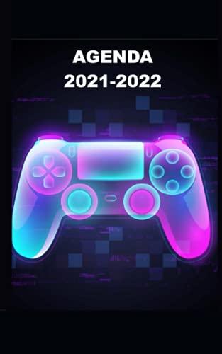 AGENDA 2021 2022: Agenda scolaire gamer collège lycée étudiant pour planifier une année scolaire réussie