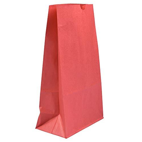 Rosso Scuro 50//Pacchetto JAM PAPER Buste per Inviti ad Alta Qualit/à 133,4 x 184,1 mm