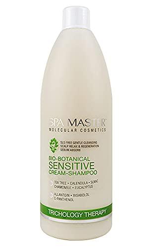 Champú para Cuero cabelludo Seco y Sensible pH 5,5 970 ml Sin Sulfatos