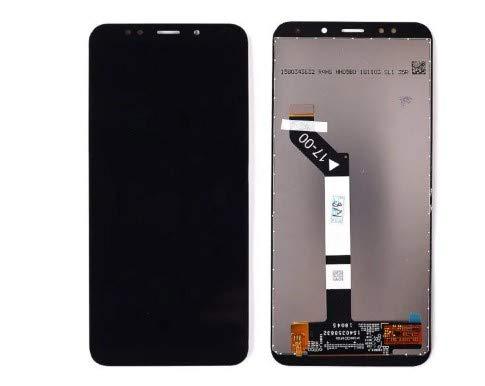 Tela Frontal Touch Display Redmi 5 Plus Preto