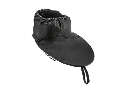 Attwood 11776-5 Kayak Nylon Spray Skirt with Mesh Storage Bag, Black