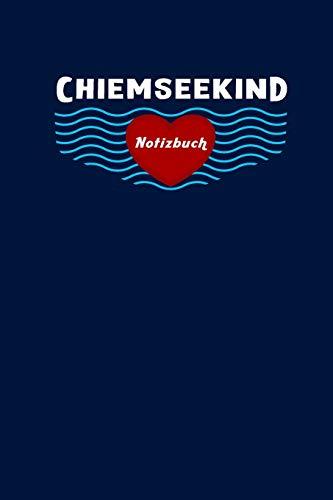 Chiemsee Kind Notizbuch, Reise Tagebuch: Liniert Mit Kirschblüten Design, Mit Extra Packlisten Zum Abhaken, 6X9inch (Ca. Din A5) For Men, For Women, For Girls