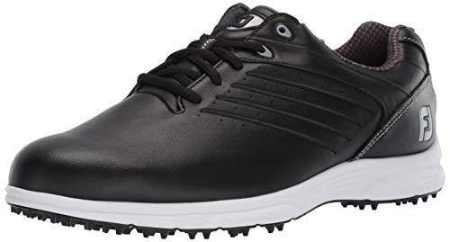 FootJoy Men's FJ ARC SL-Previous Season Style Golf Shoes Black 9.5 M US