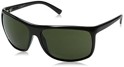 Electric Visual Outline Gloss Black Sunglasses