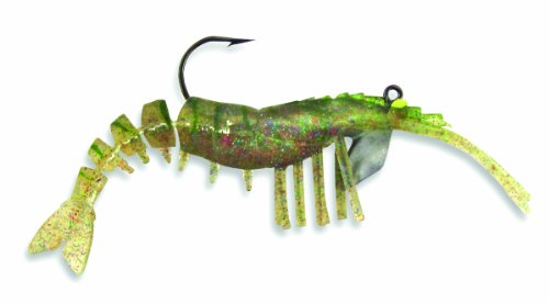 Egret Baits 3.5-Inch Vudu Shrimp Bait