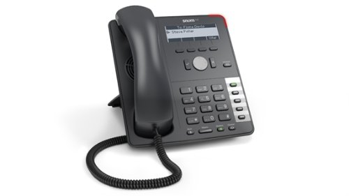 Snom IP 710 Phone with 4 Line Display and POE VoIP Phone and Device (2793)