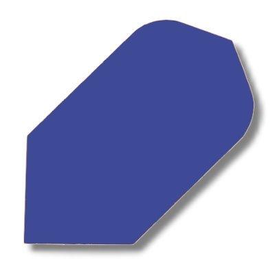 Dartfly Nylon Slim, blau. .Der Preis gilt per Set (3 St.) Nylon-Flys bestehen aus reißfester Textilfaser und zählen damit zu den qualitativ hochwertigsten Flys mit der längsten Lebensdauer. Ausführungen: Slim-Form.