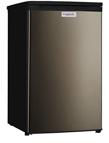 Frigelux - Mini Réfrigérateur Bas Table Top TOP135XA++ - 119 L dont Congélateur de 12 L - Porte Réversible - Pose Libre - Garantie 2 ans - Noir