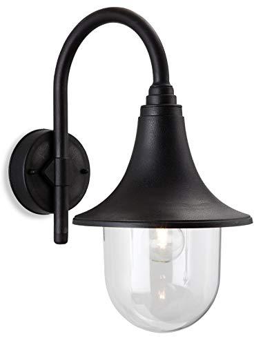 FIRSTLIGHT 8660BK - Astra Lantern - Wall Light