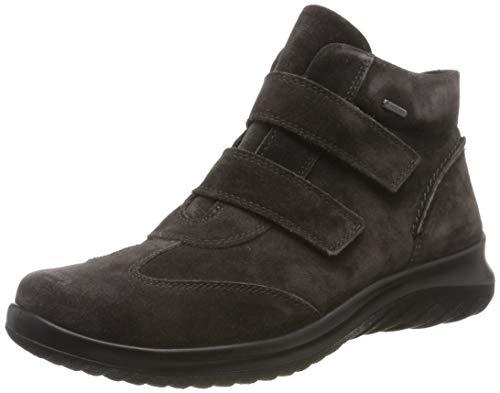 Legero Damen Softboot 4.0 Gore-Tex Sneaker, Grau (Lavagna (Dunkelgrau) 08), 38.5 EU