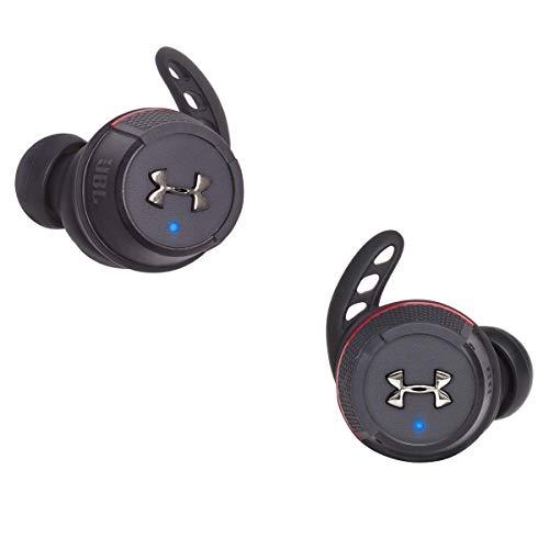 JBL Under Armour Flash In Ear Headphones (Black) (Renewed)
