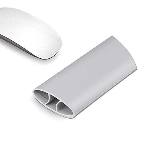Silicone Mouse Wrist Rest - Ergonomic Lightweight Anti-Skid Wrist Cushion for Computer, Laptop,Mac,Office Work,PC Gaming