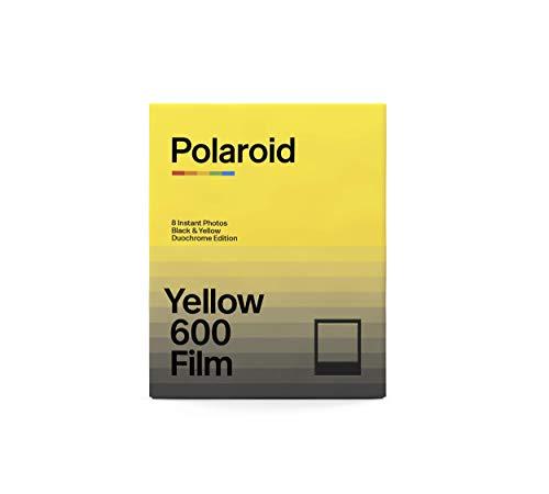 Polaroid-6022-Duochrome film for 600- Edizione Nero e Giallo