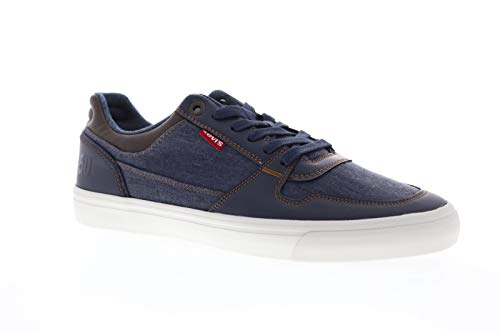 Levi's Shoes Mason 501 PG Navy/Brown 9