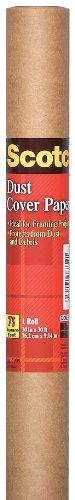 Scotch Brand Scotch Dust Cover Paper, 30 Inches x 30-Feet, 40# (7999)