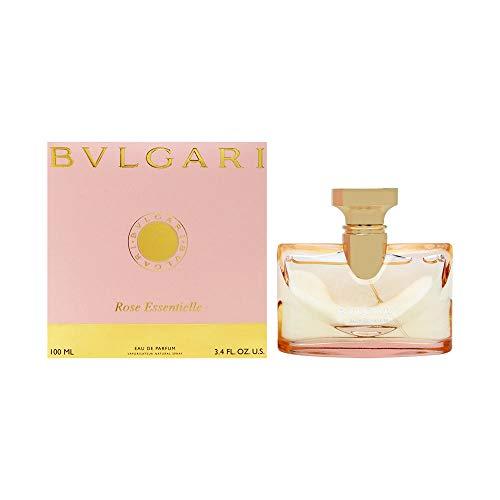 BULGARI Rose Essentielle EDP Vapo 100 ml, 1er Pack (1 x 100 ml)