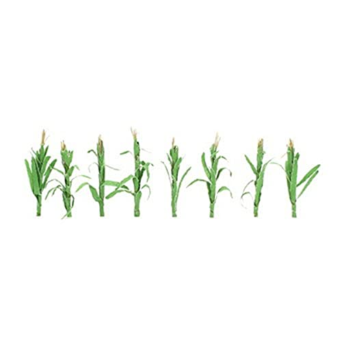 JTT Scenery Products Flowering Plants  Corn Stalks  2