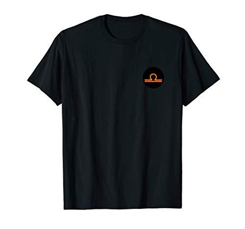 Sternenbild Waage | Sternzeichen Geburtstag Geschenk T-Shirt