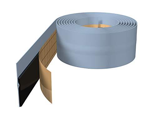 Preisvergleich Produktbild Köro selbstklebendes Dichtungsband Badewannenprofil Seal Bandbreite 7 cm,  1, 8 m Rolle