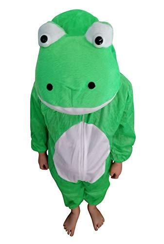Seruna Frosch Kostüm-e Baby An84 Gr. 68-74, Babies u. Klein-Kinder Frösche-Kostüm Tier-Verkleidung Fasching-s Karneval-s Halloween-Kostüme Geschenk-Idee