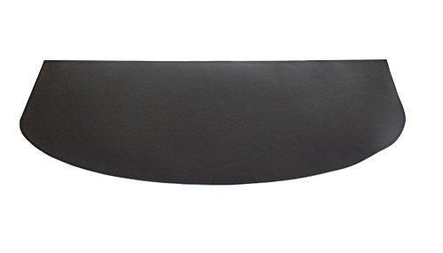 Gavemo TATP05EC0001 Behang met ecologisch leer donkerbruin, bescherming voor oven en open haard, Made in Italy van Firestyle