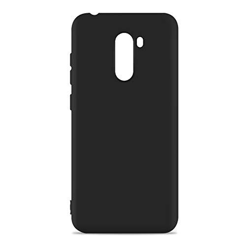 Capa Xiaomi Pocophone F1 Silicone Antichoque WB - Preta