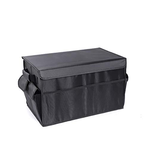 Organizador Maletero Coche,Organizador de Maletero,Bolsa Maletero Coche,Caja Maletero Coche con Tapa Gran Capacidad Varios Compartimentos Asas Resistentes Impermeable Plegable Negro,Camouflage 1,M