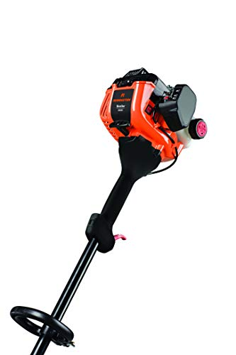 Remington RM25C 25cc 2-Cycle 16-Inch Curved Shaft Gas String Trimmer, Orange