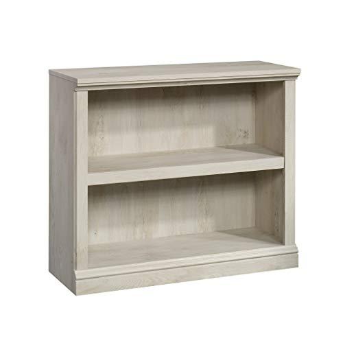 Sauder Miscellaneous Storage Bookcase, Chalked Chestnut finish