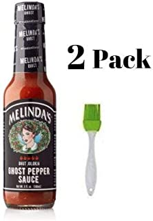 melinda's ghost pepper sauce scoville