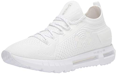 Under Armour Women's HOVR Phantom Special Edition Running Shoe, White (102)/White, 9.5